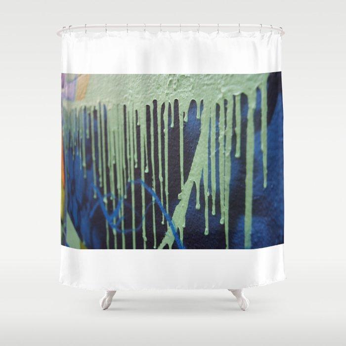 Brick Ln Shower Curtain