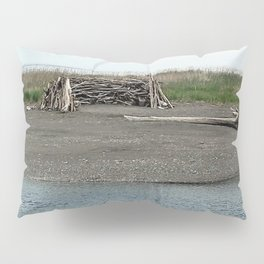 Driftwood River Camp Pillow Sham
