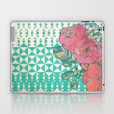 Triangles & Roses  Laptop & iPad Skin