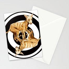 Dia de los Perros Stationery Cards