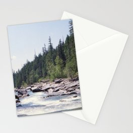 Avalanche Creek Stationery Cards