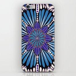 energy flows iPhone Skin