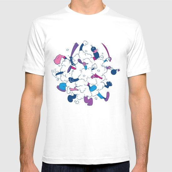 Fistycuffs T-shirt