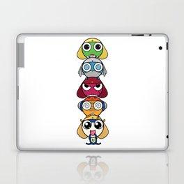 Leap Frogs in Space!! Laptop & iPad Skin