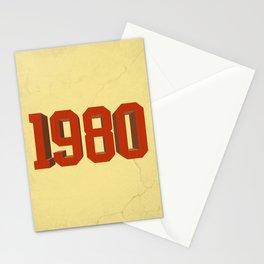 1980 Stationery Cards