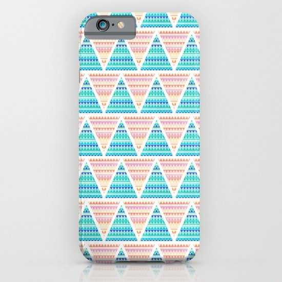 Mixed Aztec Pattern iPhone & iPod Case