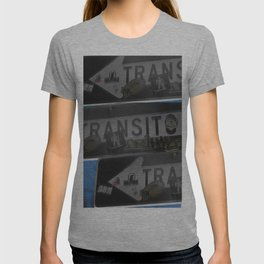trans trans transito T-shirt