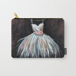 Ballerina Dress 3 - Painting Carry-All Pouch