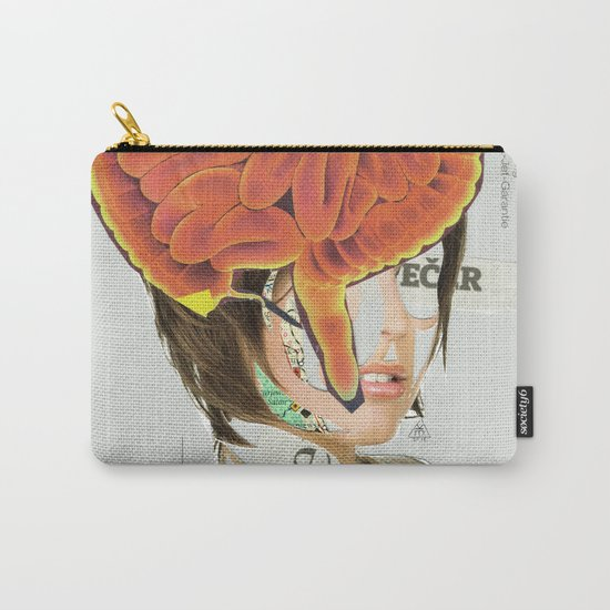Magengesicht Carry-All Pouch