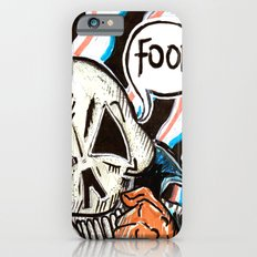 skull foolery iPhone 6s Slim Case