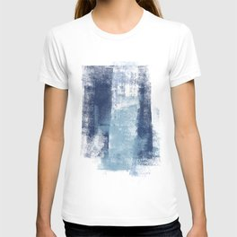 Just Blue and White 1 T-shirt