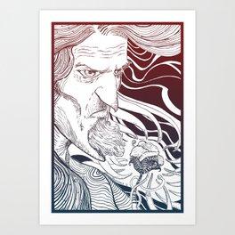 Sorcerer Art Print