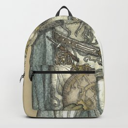 Banjo Lion Backpack