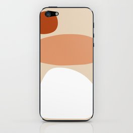 Abstract Shape Series - Stacking Stones iPhone Skin
