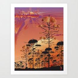 Home One Art Print