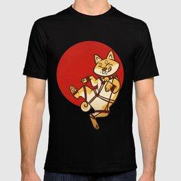 Shibari Inu T-shirt