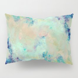 Paint & Thoughts Pillow Sham