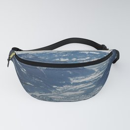 Snowy Valley Fanny Pack