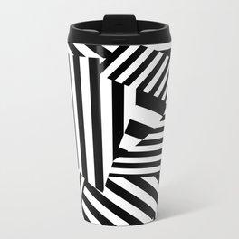Razzle Dazzle I Metal Travel Mug