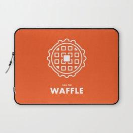 Hail the Waffle Laptop Sleeve