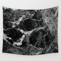marble Wall Tapestries featuring Marble by Three of the Possessed
