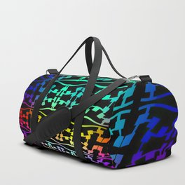 Colorandblack serie 49 Duffle Bag