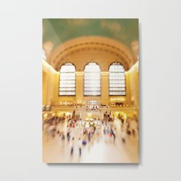 Grand Central Station NYC Metal Print