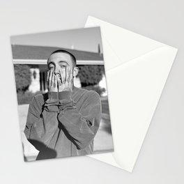 Mac Miller Rapper Hip Hop Stationery Cards