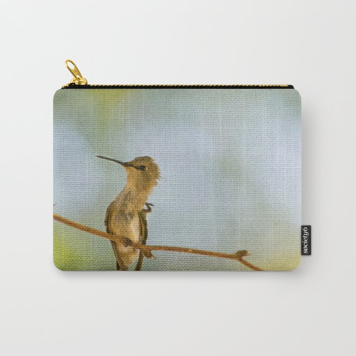 Itchy Bird Carry-All Pouch