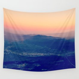 Blue Hills Wall Tapestry