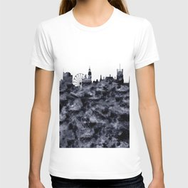 Sheffield Skyline Great Britain T-shirt