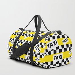 New York Taxi Duffle Bag