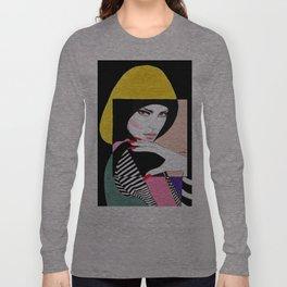 Technicolor Long Sleeve T-shirt