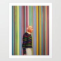 Art Patron #1 Art Print