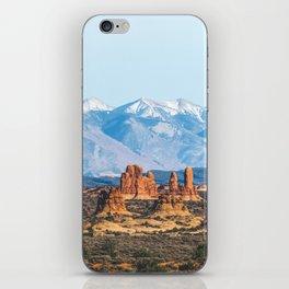 Landforms iPhone Skin