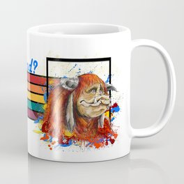 Friend Banner Coffee Mug