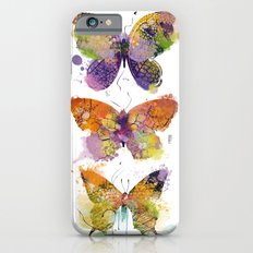 3 farfalle Slim Case iPhone 6s
