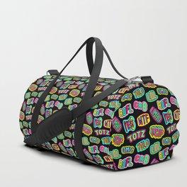 Patch pattern #2 Duffle Bag