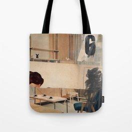 Quick (BDR) Tote Bag