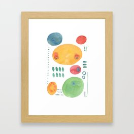 Carry on Framed Art Print