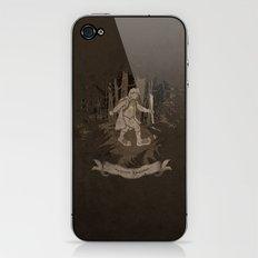 Bigfoot Baggins iPhone & iPod Skin
