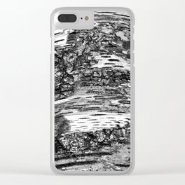 Brocken Clear iPhone Case