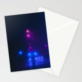 Synthwave Streets (2) Stationery Cards