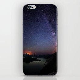Crater Lake Galaxy iPhone Skin