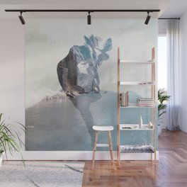 She is really free Wall Mural