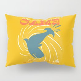 The Blue Whale Game Pillow Sham