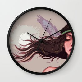 Ava (graphic edition) Wall Clock