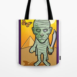 King of Swords Tote Bag