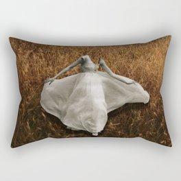La Belle Dame Sans Merci Rectangular Pillow