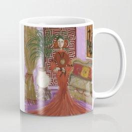 """MARUSHKA, HOME ON TUESDAY EVENING"" Coffee Mug"